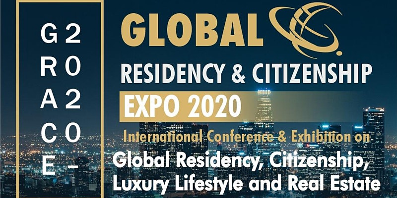 Global Residency & Citizenship Expo Starts Tomorrow