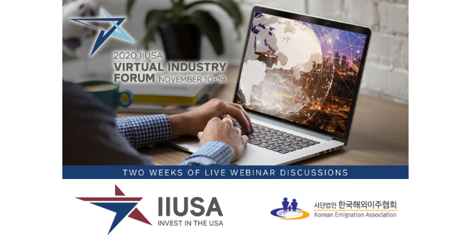 Korean Emigration Association to Join the IIUSA Forum as a Supporting Partner