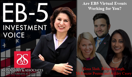Podcast: Are EB-5 Virtual Events Working For You? We Think So!