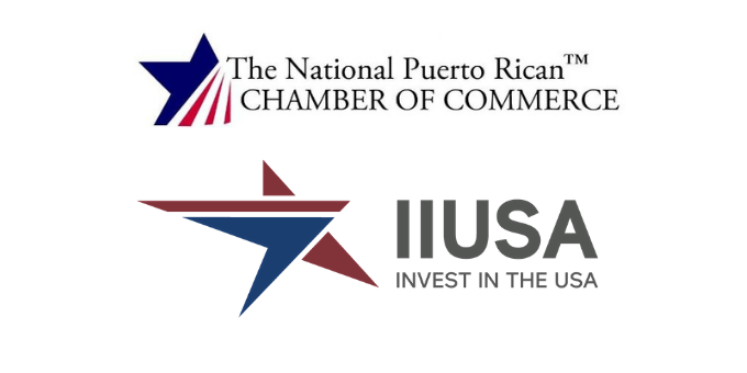 National Puerto Rican Chamber of Commerce joins IIUSA in Calling on Congress to Reauthorize the EB-5 Regional Center Program