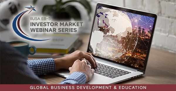 Announcing the 2021 IIUSA Investor Market Webinar Series Schedule