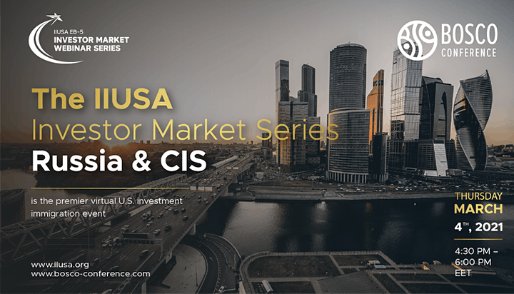 Learn About the Quickly Growing Russia & CIS Investor Markets on IIUSA's Upcoming Webinar