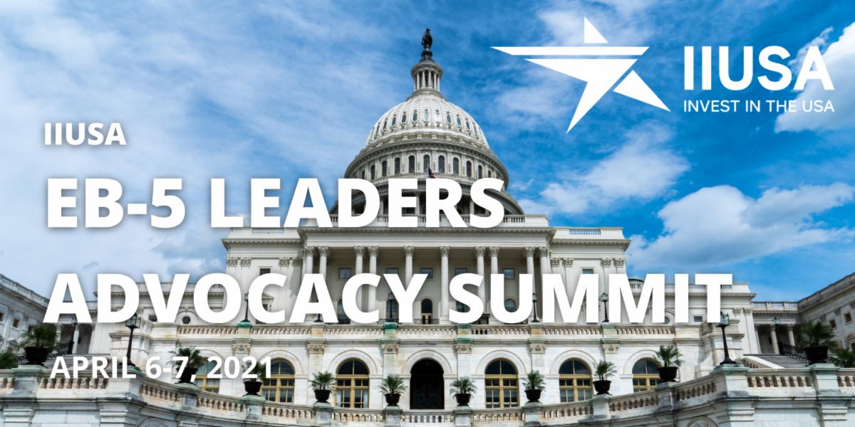 EB-5 Leaders Advocacy Summit Starts Tomorrow!