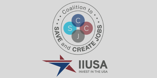 IIUSA Launches The Coalition to Save and Create Jobs to Advocate on Behalf of the EB-5 Regional Center Program