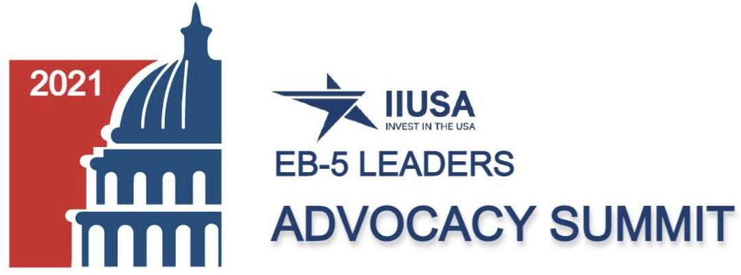 2021 EB-5 Leaders Advocacy Summit