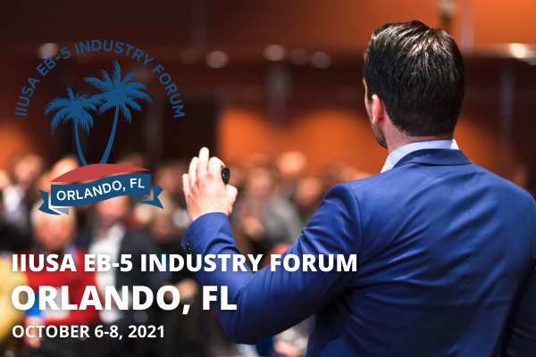 Are you an Investor Looking for Facts on the EB-5 Regional Center Program? Limited Number of Free Virtual Tickets Are Available for the EB-5 Industry Forum