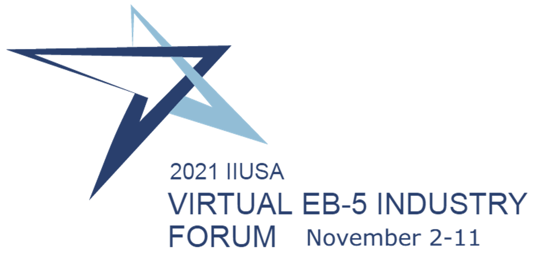 Limited Number of Sponsorships Available for EB-5 Virtual Forum- Tickets 10% Off Through 9/10